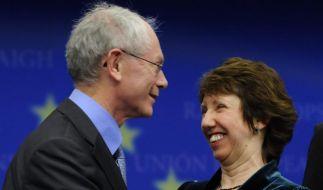 EU gibt sich neue politische Führung (Foto)