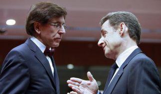 EU-Gipfel (Foto)