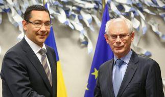 EU-Kommission behält Rumänien weiter genau im Auge (Foto)