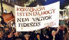 Die Europäische Union sieht die Unabhängigkeit von Zentralbank und Justiz in Ungarn gefährdet. Nach wochenlangen Auseinandersetzungen leitet die EU-Kommission nun rechtliche Schritte gegen das Land ein. Foto: dpa
