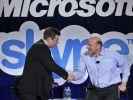 EU-Kommission gibt Microsoft gruenes Licht fuer Skype-Kauf (Foto)