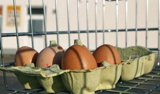 EU-Kommission: Hohe Eierpreise bis nach Ostern (Foto)