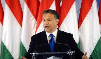 EU-Kommission verklagt Ungarn (Foto)