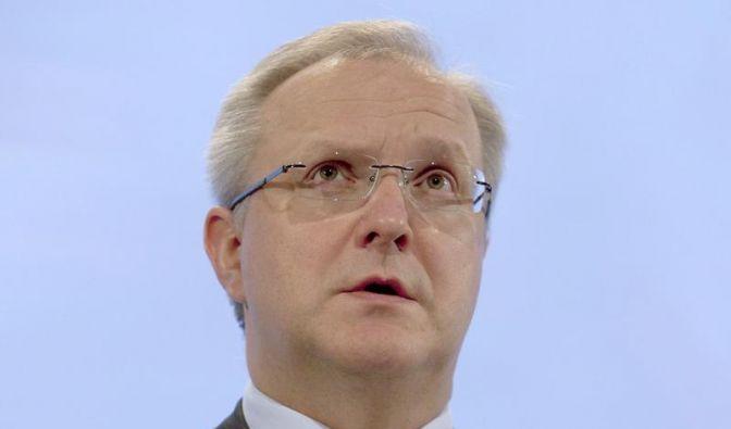 EU Olli Rehn (Foto)