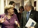 EU-Pakt für mehr Haushaltsdisziplin unterzeichnet (Foto)