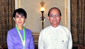 EU setzt Birma-Sanktionen aus (Foto)