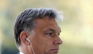EU vertagt Entscheidung über Ungarns Gesetze (Foto)