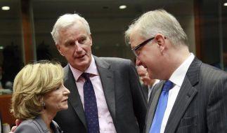 EU will Garantien aus Athen - Italien unter Druck (Foto)