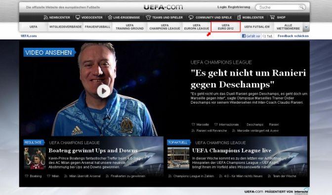 Euro 2012 Tickets (Foto)