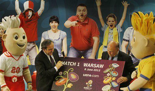 Euro 2012 (Foto)