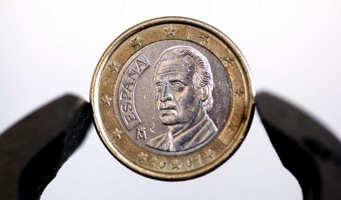 Euro fällt weiter - Sorge um Spanien (Foto)