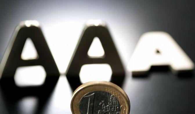 Euro-Retter Deutschland unter Druck (Foto)