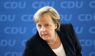 Euro-Rettungsfonds soll durch Bundestag (Foto)