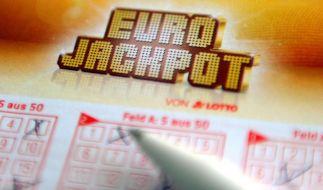 Eurojackpot - Freitag 29.05.15