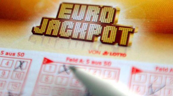 Eurojackpot am Freitag, 27.03.2015