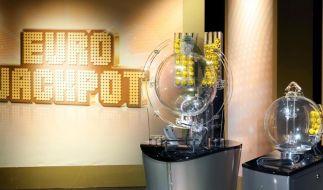 Eurojackpot am Freitag: Infos zu Gewinnzahlen im Euro-Lotto, Quoten und Jackpot finden Sie hier. (Foto)