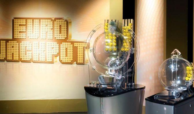 lottozahlen freitag eurojackpot