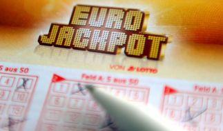 Eurojackpot vom 29.07.2016, die aktuellen Zahlen im Eurolotto. (Foto)