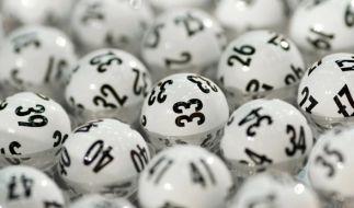 Eurojackpot: Ziehung vom 08.04.2016. (Foto)