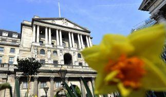 Eurokrise: Bank of England will Wirtschaft abschirmen (Foto)