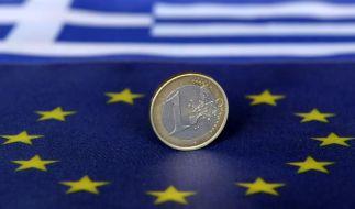 Euromünze (Foto)
