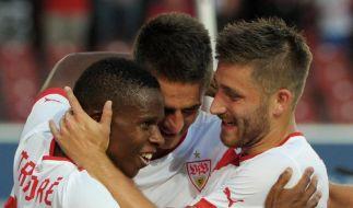 Europa League-Debütant mit 28 - Torgarant Ibisevic (Foto)