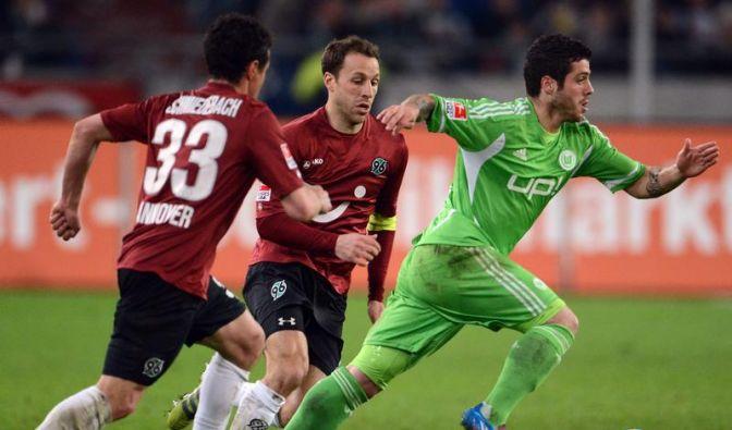 Europa lockt: Hannover 96 besiegt Wolfsburg mit 2:0 (Foto)