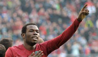 Europa lockt: Nachbarn 96 und Wolfsburg sind Rivalen (Foto)