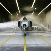 Europas Kriegsflieger: der Eurofighter.