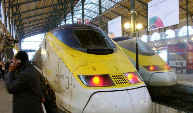 Eurostar schreibt schwarze Zahlen (Foto)