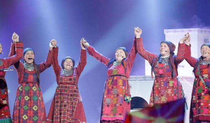 Eurovision im Rudel gucken oder vorm Computer (Foto)