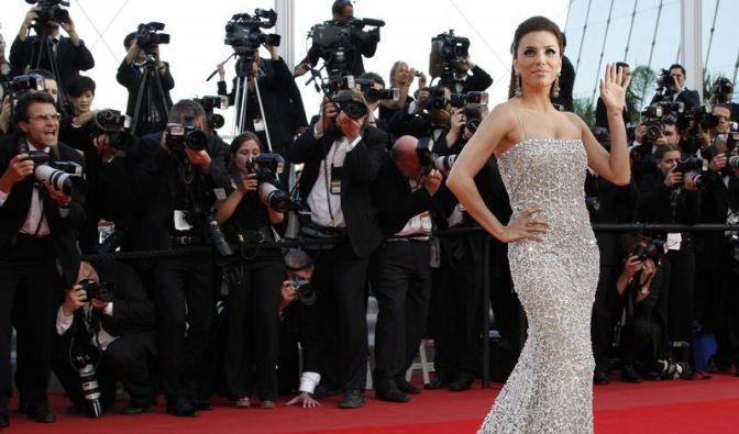 Eva Longoria liebt Cannes (Foto)