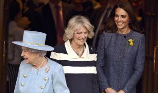 Everybody's Darling: Kate mausert sich dank royaler Hilfe (Foto)