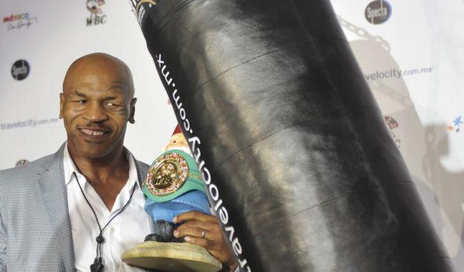 Ex-Boxprofi Mike Tyson am Broadway bejubelt (Foto)