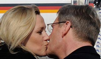Ex-Bundespräsident Wulff und Ehefrau veröffentlichen Erinnerungen. (Foto)