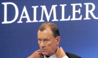 Ex-DaimlerChrysler-Manager sagen vor Gericht aus (Foto)