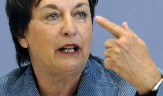 Ex-Justizministerin Brigitte Zypries (Foto)
