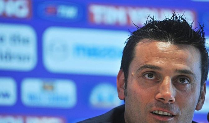 Ex-Nationalspieler Montella neuer Trainer in Florenz (Foto)