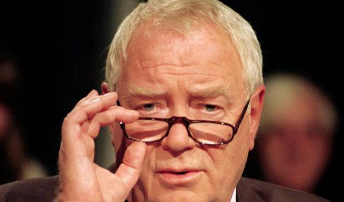 Ex-«Spiegel»-Chef Erich Böhme gestorben (Foto)