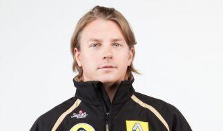 Ex-Weltmeister Räikkönen fährt wieder (Foto)