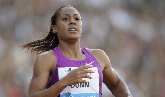 Ex-Weltmeisterin Dunn für zwei Jahre gesperrt (Foto)