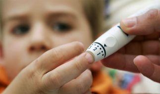Experte: Diabetes ist für Kinder purer Stress (Foto)