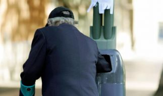 Experten fürchten seit langem, dass die Altersarmut in Deutschland zunehmen wird. (Foto)