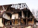 Explodiertes Haus im Fall der der «Zwickauer Zelle» (Foto)