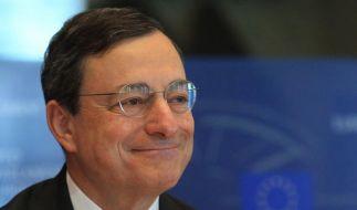 EZB-Chef für Verbleib von Griechenland in der Eurozone (Foto)