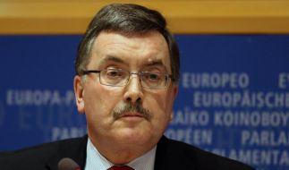 EZB-Chefvolkswirt Stark tritt zurueck (Foto)