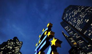 EZB: Konjunkturerholung im Euroraum hält an (Foto)