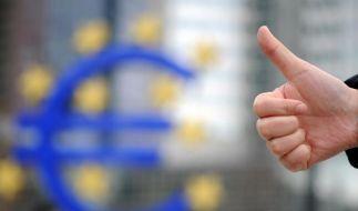 EZB sieht Anzeichen für Konjunktur-Stabilisierung (Foto)