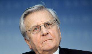 EZB: Trichet hält Leitzins zum Abschied stabil (Foto)