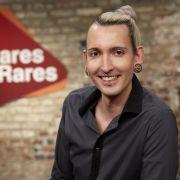 """So lebt der """"Bares für Rares""""-Exzentriker als Schlossherr (Foto)"""
